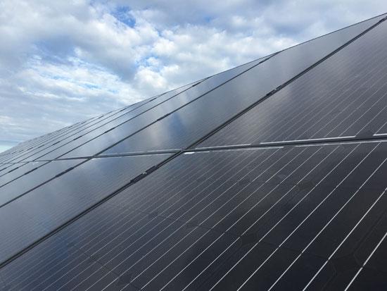 Solceller från Solar Invest